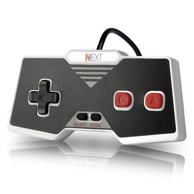 N64 / SNES / NES USB Wired Gaming Controller Pad Joystick For PC LAPTOP MAC 6