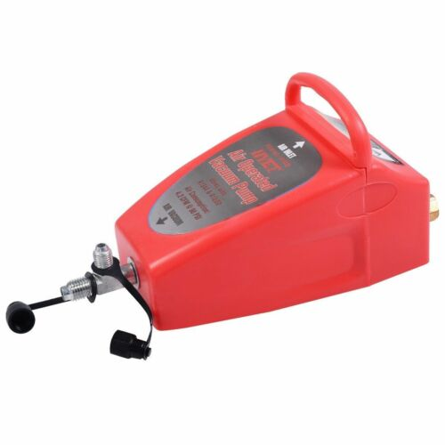 Auto Pneumatic 4.2CFM Air Operated Vacuum Pump A/C Conditioning System Tool New 2