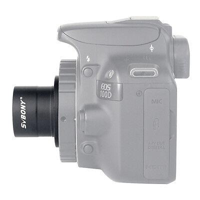 "1.25"" SLR Camera Astronomical Telescopes Camera Adapter Metal Bracket T Mount 3"
