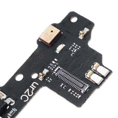 Placa de carga, puerto usb micrófono usb charging board ZTE Blade V8 3