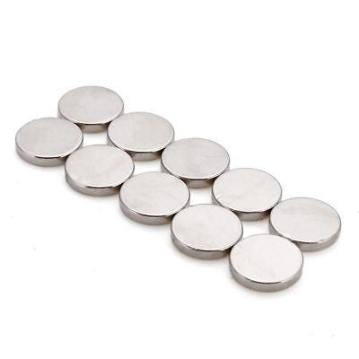 10 stücke N50 15x3mm Starke Magneten Runde Größe Rare-Earth Neodym magnet 5