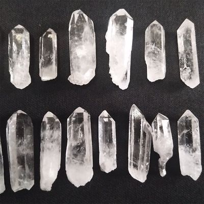 Crafters Rock Collection 20pcs Gems Crystals Natural Mineral Specimen