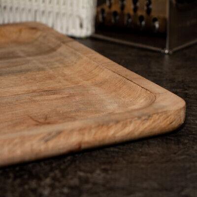 Holzbrett Käsebrett Schneidbrett Küchenbretter Frühstück 40,0x19,5 cm