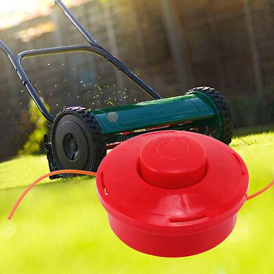 Tête de Fil Nylon Universelle Débroussailleuse Bobine Remplacement Herbe 2.4mm 6