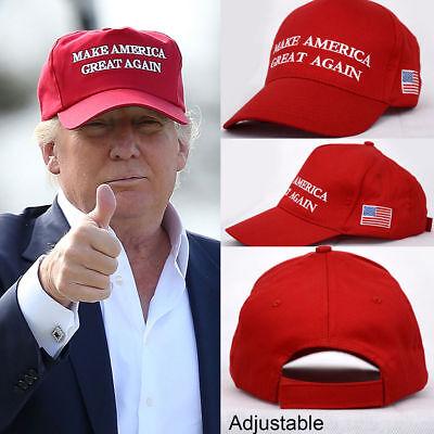 2018 US Make America Great Again Donald Trump Embroidered Hat Success Cap RF 2