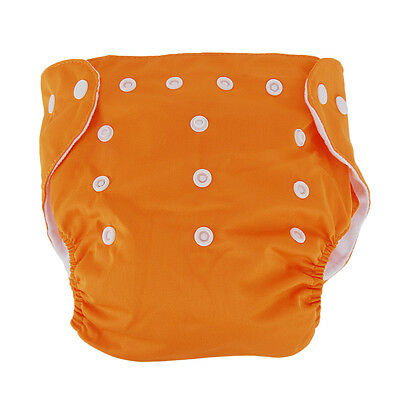 5 PCS+5 INSERTS Cloth Diapers lot Nappies Adjustable Reusable For Baby Newborn