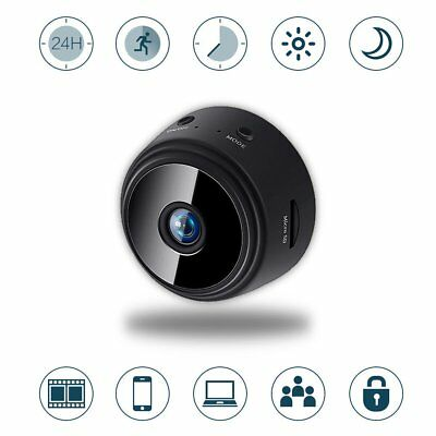 Mini Spy Camera Wireless Wifi IP Home Security HD 1080P DVR Night Vision Remote 5