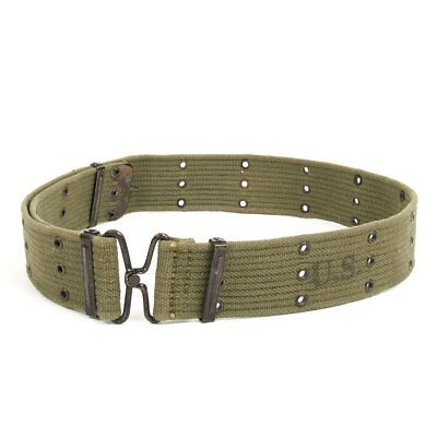 Original Greek Army Issue U.S. Style M1956 Individual Equipment Pistol Belt 2