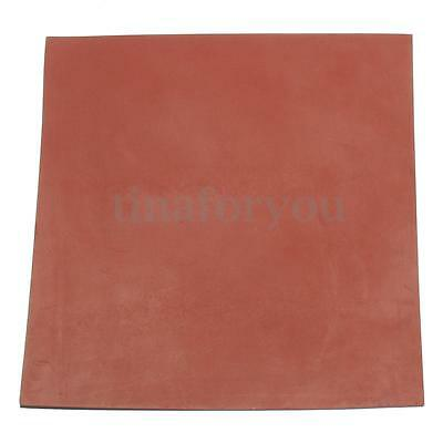 2Pcs 6/'/' Square Rubber Sheet 1//9/'/' Thickness Chemical Resistance High Temp