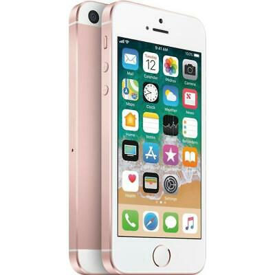 Apple iPhone SE - 16GB, 64GB, 128GB - Factory Unlocked; AT&T / T-Mobile / Global 4