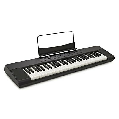 SDP-1 Portable Digital Piano by Gear4music + Stand and Headphones 2