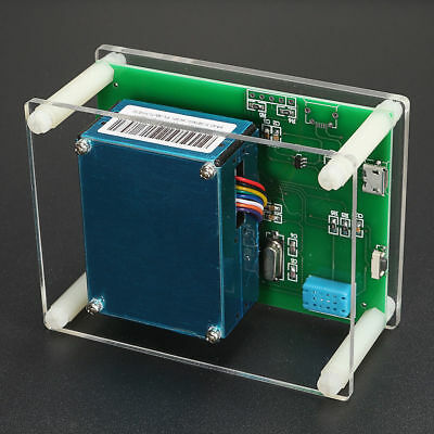 Household PM2.5 Detector Module Air Quality Dust Sensor TFT LCD Display Monitor 6