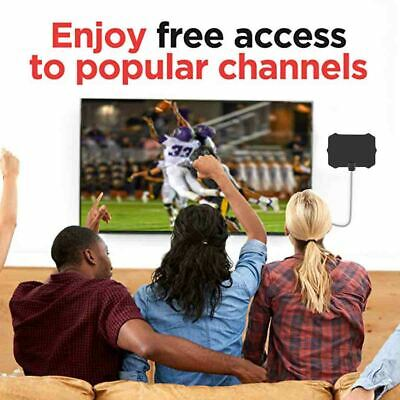 2019 Newest Hdtv Antenna Best 980 Mile Long Range Lesoom Indoor Tv Digital Hq 4K 5