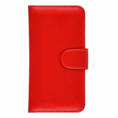 G-Shield® Luxury Leather Flip Wallet Slim Case Cover For Huawei P8 Lite 2015/16