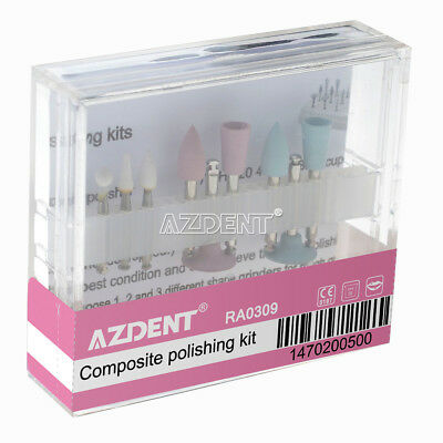 Dental Diamond Burs Composite Polishing for Low-Speed Handpiece RA 0309 5