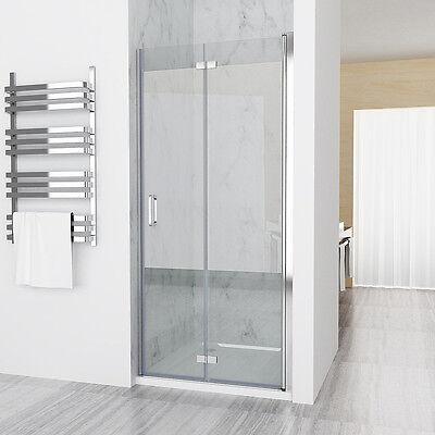 70 120 Cm Nischentür Duschabtrennung Duschwand Dusche Falttür Nano