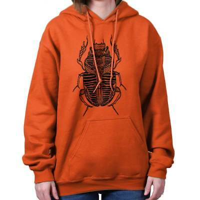 Ancient Egyptian Scarab Beetle Shirt Spirit Animal Cool Gift Hoodie
