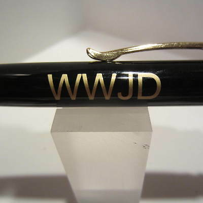 Terzetti WWJD Limited Supply What Would Jesus Do Ballpoint Pen+Pouch//Gift Box