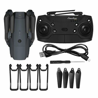 Drone X PRO Quadcopter with CASE UPGRADED Edition Selfie HD Camera WIFI Drone 10