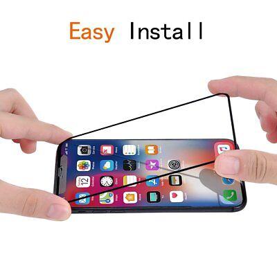 Verre Trempe Iphone Vitre Protection Ecran Integral 11 Pro Max 7 8 Plus X Xr Xs 4