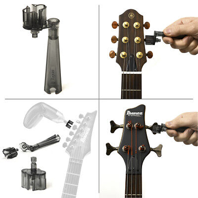 Elagon Pro Care Guitar Kit - Guitar/String Maintenance, Setup & Cleaning Kit. 9