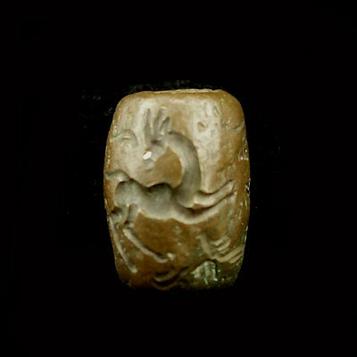 A Bactrian copper bead seal x9490 2