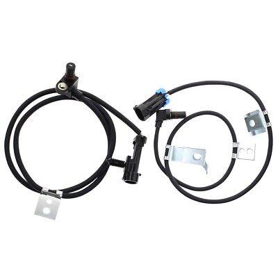 2 Front Abs Wheel Speed Sensor For Chevy Silverado Avalanche