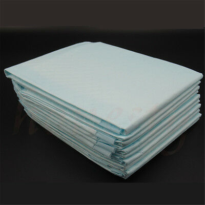 2/5/10x Puppy Trainer Pads Train Toilet Training Dog Pet Cat Pee Wee Sheets Mat 4
