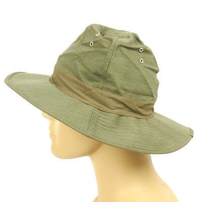 U.S. WWII Daisy Mae HBT Hat- 7.50 US (60 cm) 2