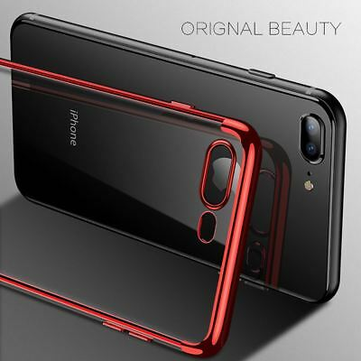 Case for Apple iPhone X 8 7 6S Plus Cover New ShockProof 360 Hybrid Silicone 2