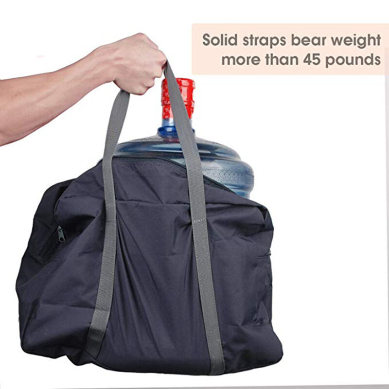 Foldable Large Duffel Bag Luggage Storage Bag Waterproof Travel Pouch Tote Bag 6