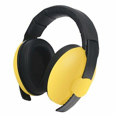 Child Baby Hearing Protection Safety Ear Muffs Kids Noise Cancelling Headphones 9