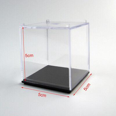 30x30x3 0cm Ca Acryl Einzelvitrine Vitrine Display Case Schaukasten Schutzbox
