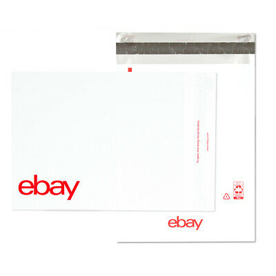 "eBay-Branded Polymailer Red Green & Blue 9"" x 11.5"" (No Padding) 4"