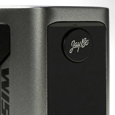 WISMEC Reuleaux GEN3 RX Akkuträger 300 Watt - Box Mod E-Zigarette Akku E-Liquid 7