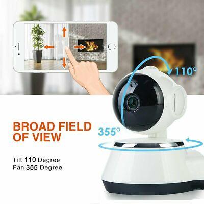 1080P HD Wireless IP Camera Home Security Smart WiFi Audio CCTV Camera UK 6