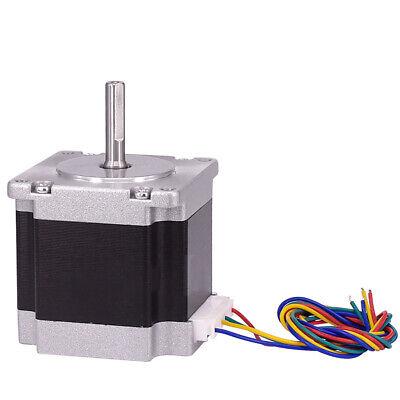 57 Stepper Motor NEMA 23 High Torque Motor 45/56/76mm for Reprap 3D Printer CNC 2