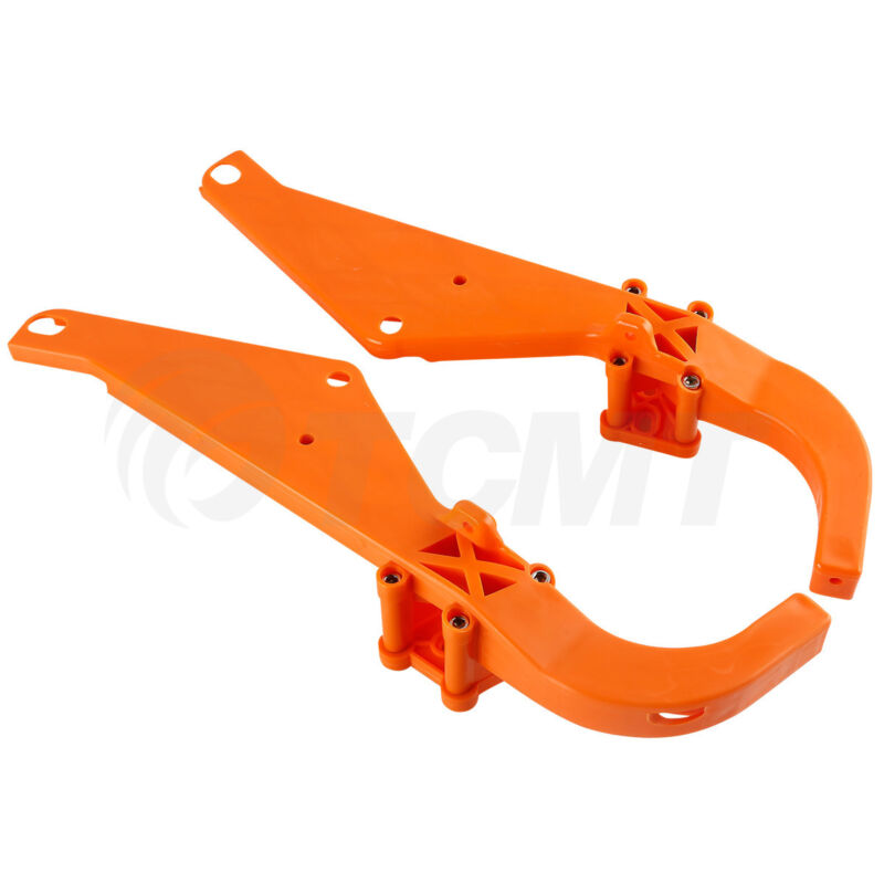 Alloy Art Strong Arm Speaker and Fairing Support Brackets for Harley 1996-13