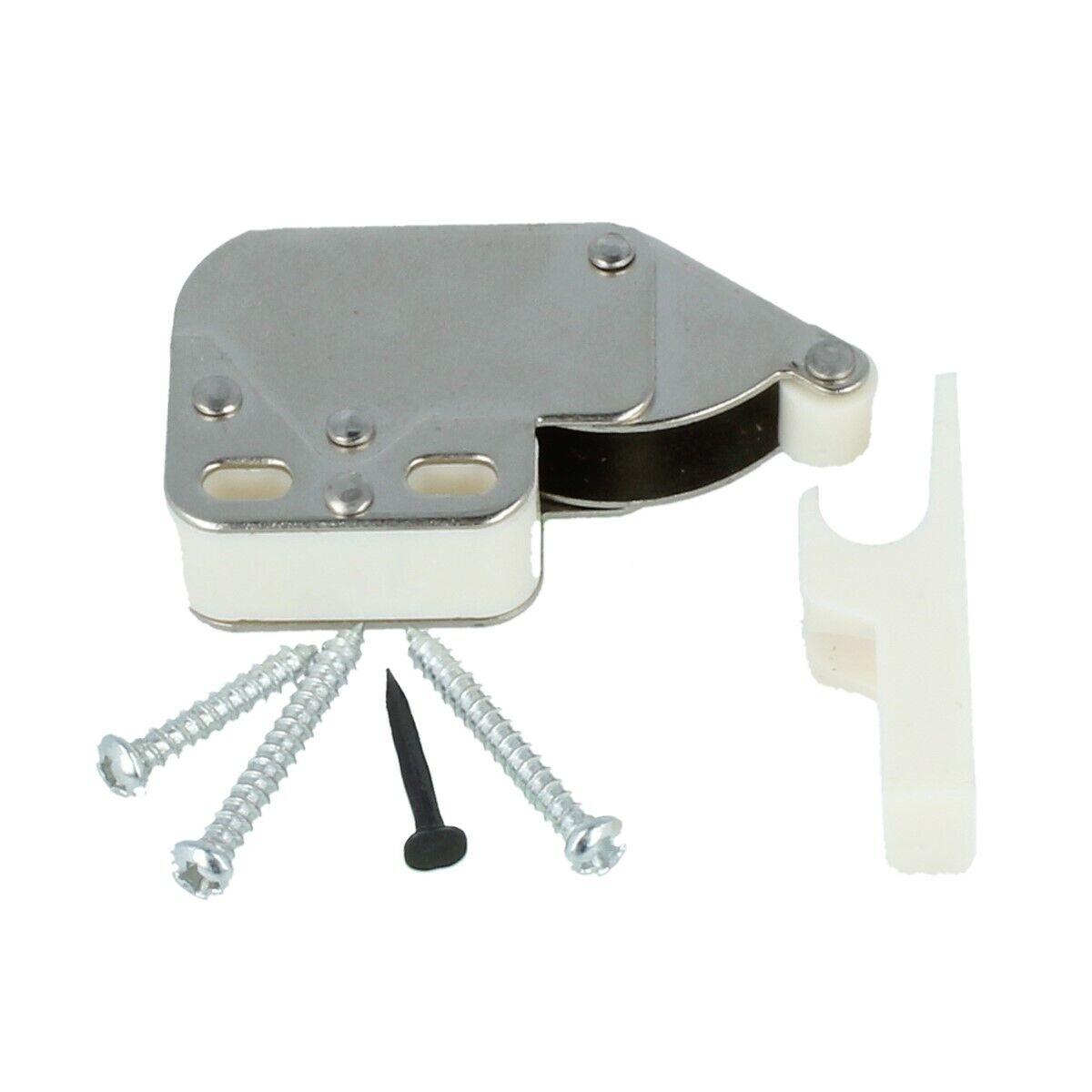 Automatik Federschnäpper Mini-Latch Druckverschluß Federschnappverschluß 8720