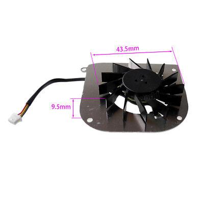 Mini 30x30mm 4Pin 12V DC Cooling Fan Brushless Radiator Cooler Fan for Laptop/'PC