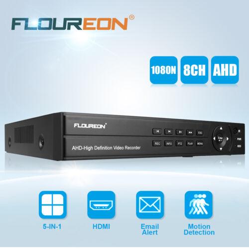 8CH 4CH 1080N AHD DVR 1080P 720P 3000TVL Caméra CCTV Système Surveillance 11