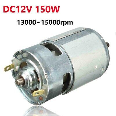 DC12V-24V 150W 13000-15000rpm 775 Motor Micro High Speed Power 5mm 2