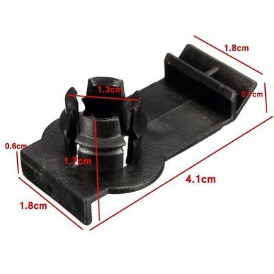 1x Clip Réparation  Léve vitre Compatible Avant Gauche Et avant droit Bmw X5 E53 3