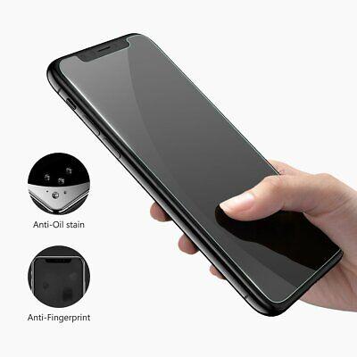 Verre Trempe Iphone Film Vitre Protection Ecran 11 Pro Max 6 7 8 Plus X Xr Xs 8