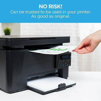 LD Compatible Brother LC3019 LC3019BK Super High Yield Black Ink 4-Pack