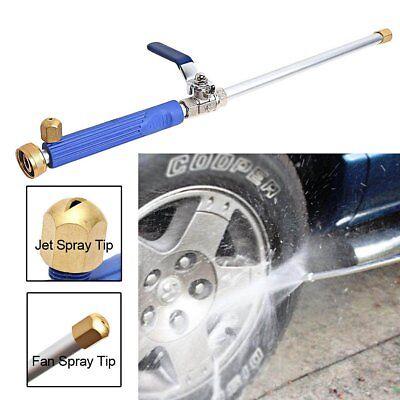 Hydro Jet High Pressure Power Washer Water Spray Gun Nozzle Wand Attachment 6