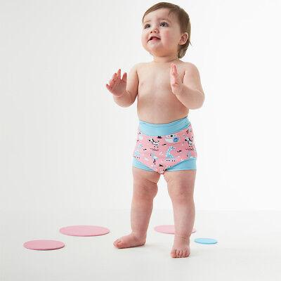 Splash About New Happy Nappy - Reusable Baby/Toddler Neoprene Swim Nappy
