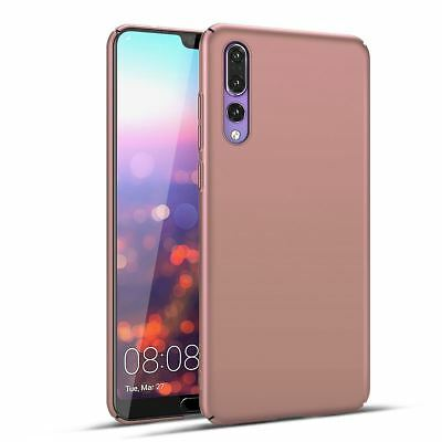 Luxury Protective Slim Thin Hard Back Case Cover For Huawei P20 Pro P10 P Smart 10