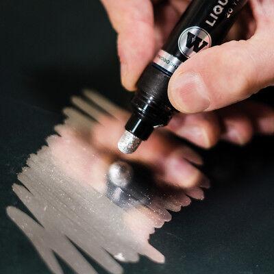 MOLOTOW LIQUID CHROME Pump Marker Einzelstift + Sets 1, 2, 4mm *!bestprice!* 2