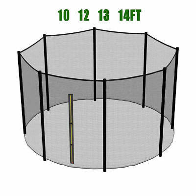 Coussin de ressort + Filet de sécurité pour trampoline 183cm 244cm 305cm 366cm 7